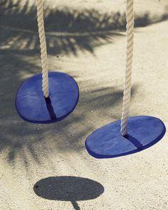 Rope Swing for summer. #serenaandlily