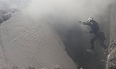 The White Helmets Show The Extraordinary Bravery Of Ordinary Syrians