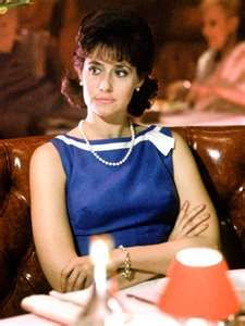 lorraine bracco starred in a number of features