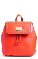 MARC BY MARC JACOBS 'Take Your Marc' Leather Backpack