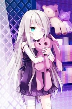 I don't know what anime this is... But she is cute as ever ^-^
