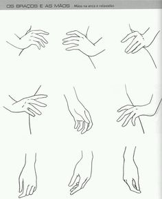 Figure Drawing Hands on hips Hand Drawing Reference, Art Reference Poses, Drawing Tips, Drawing Hands, Hand Drawings, Drawing Techniques, Drawing Ideas, Illustration Mode, Fashion Illustration Sketches