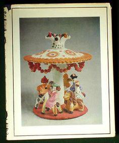 Book Russian Dymkovo Clay Toys Peasant Folk Art History Ethnic Figure Pottery | eBay $140