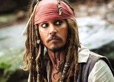 We all know Johnny Depp as Captain Jack Sparrow, the famous pirate played by Johnny Depp. - Captain Jack Sparrow Quotes: 10 lines by Johnny Depp's character will make you go Aaaarrrr! Captain Jack Sparrow, Paul Mccartney, Johnny Depp Personajes, Sophie Nélisse, Disney Personality Types, Images Pirates, Jack Sparrow Quotes, Richest Actors, Emily Watson
