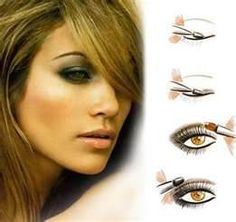 Image Search Results for eye makeup for brown eyes tutorial