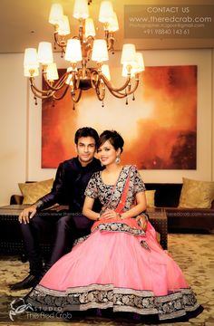 "Photo from album ""Wedding photography"" posted by photographer TheRedCrab Indian Wedding Outfits, Wedding Dresses, Groom Wear, Sherwani, Lehenga Choli, Mehendi, Chennai, Wedding Portraits, Groomsmen"