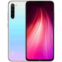 Xiaomi Redmi Note 8 Inch LTE Smartphone Snapdragon 665 Quad Rear Cameras Fingerprint ID Dual SIM Android Global Version - White Quad, Iphone 8, Apple Iphone, Iphone Mobile, Samsung Mobile, Iphone Cases, Mode Pro, Pc Asus, Tv Led 32
