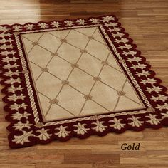 Roman Empire Area Rug