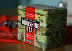"""Yorkshire Tea: """"I love @YorkshireTea. It's the only tea I drink, and my family are from Yorkshire. It's just a tradition to drink it."""" #lovemark - @bethanyiiniam"""