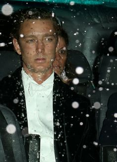 Prince Pierre of Monaco arrives at the religious wedding of his brother, Andrea.