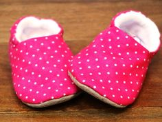 Baby Girl Loafers/Shoes/Booties/Newborn/Shower by ToastyToesies, $20.00