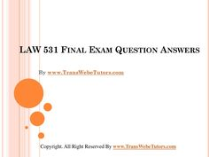 Exam Answer, Question And Answer, This Or That Questions, Final Exams, Finals, Law