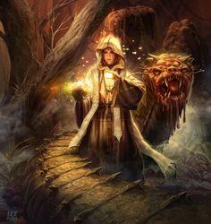 """Wizard queen"" Alexandrescu Paul"