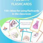 An book with 150+ ideas and examples on how to create and use flash cards in the classroom from kindergarten to adult education. Mainly for languag...
