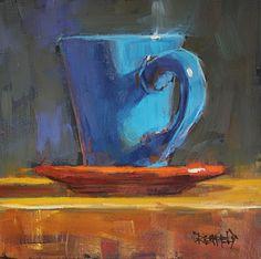 cathleen rehfeld • Daily Painting: January 2012