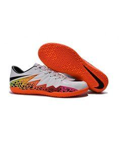 quality design 33b2c 4948c Nike Hypervenom Phelon II Indoor - WOLF GREYčernáTOTAL oranžový kopačky