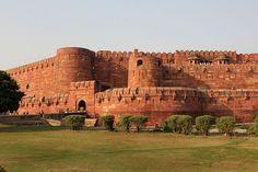 Agra Fort - Amar Singh Gate