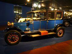 Panhard-Levassor X26 1920