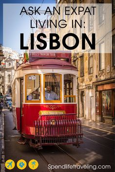is not only a popular destination for tourists, expats and digital nomads also love this city. But what is life in Lisbon really like? Check out this interview about moving to and living in Lisbon. Plus travel tips. Travel Guides, Travel Tips, Travel Articles, Travel Deals, Lisbon Airport, Week End En Amoureux, Best Car Rental, Location Saisonnière, Thing 1