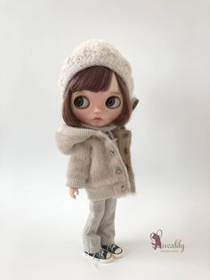 ** Blythe outfit ** Lucalily 582**_画像9