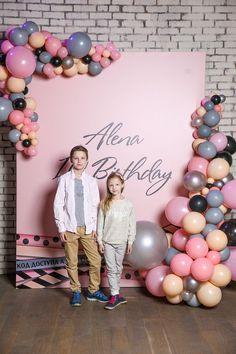53 Ideas For Baby Girl Birthday Balloons Party Ideas Kids Party Decorations, Decoration Table, Balloon Decorations, Ideas Party, Balloon Arrangements, Birthday Diy, Girl Birthday, Birthday Parties, Birthday Ideas