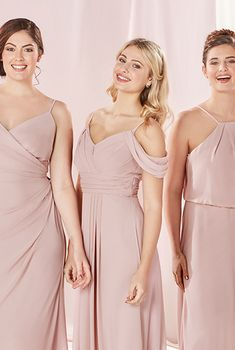 Inspiration For Bridesmaids Get The Look Wed2b