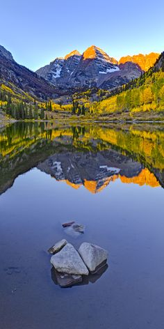 ✯ Maroon Bells - Colorado.