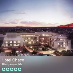 https://www.tripadvisor.com/Hotel_Review-g60933-d10818708-Reviews-Hotel_Chaco-Albuquerque_New_Mexico.html?m=19904
