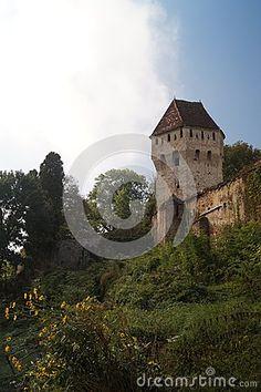 The Tin Coaters Tower  Turnul Cositorarilor, Sighisoara, Transylvania, Romania