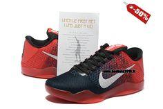 huge selection of 76b6f 251f0 Nike Kobe 11 Elite Red Grey Black0 Kobe 8 Shoes, Shoes Sneakers, Nike  Basketball