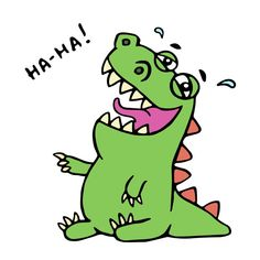 The World's Funniest Dinosaur Jokes - Animals and pets Funny Puns, Funny Cartoons, Funny Comics, Dinosaur Puns, Dinosaur Birthday, Diet Jokes, Clean Funny Pictures, Birthday Card Drawing, T Rex Humor