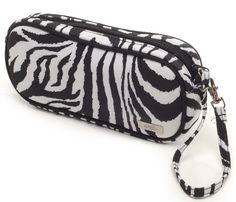 Glove It Ladies Golf Accessory Bags - Zebra