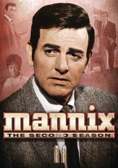 Mannix - Good TV show from the sixty's