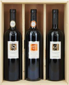 Geschenkkist Vini Apollonio 3 flessen | Dewit Wijnen
