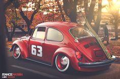 Herby's Sister: Volkswagen Beetle by Lopi-42 on @deviantART