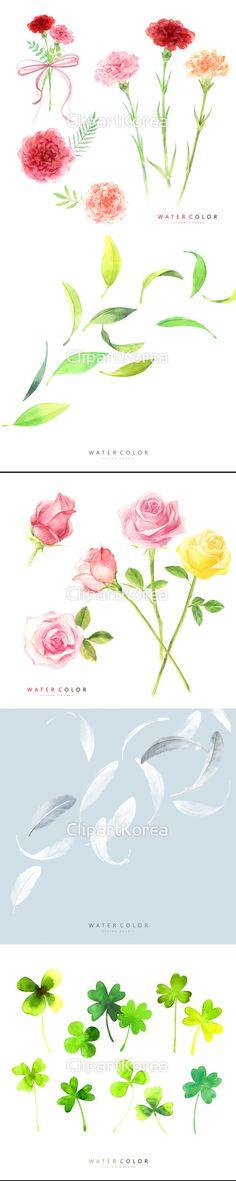 #수채화 이미지는 항상 #낭만적이에요 :) Water color makes me romantic #깃털 #디자인소스 #밑그림 #백그라운드 #비행 #수채화 #식물 #일러스트 #페인터 #Feather #design source #Background #Flight #watercolor #sketches #Plant #illustration #Painter