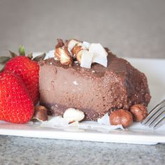 Delicious Paleo Chocolate Goodness that will satisfy your sweet tooth, without eggs, almonds, dairy or grains! paleo dessert flourless
