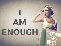 Posts I Am Enough, Business Help, Posts, Messages
