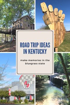Road Trip Ideas in Kentucky - Hobbies on a Budget - - Are you looking for easy road trip ideas in Kentucky? Here is full list of ideas to help you vacation and explore in the bluegrass state of Kentucky! Family Vacation Destinations, Vacation Trips, Family Vacations, Vacation Wishes, Vacation Quotes, Romantic Vacations, Cruise Vacation, Romantic Travel, Dream Vacations