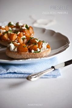 Elegant Appetizers, Cold Appetizers, Cheese Appetizers, Appetizer Recipes, Pumpkin Bread, Pumpkin Spice, Panini Sandwiches, Antipasto, Pumpkin Recipes