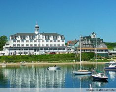Block Island. Went there over 10 years ago. Really want to take my husband and kid there.