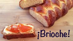 Pan brioche - Receta de base y trenzado.  Para hacer los domingos. Bread, Food, Breakfast, Essen, Breads, Baking, Buns, Yemek