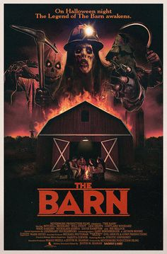 We may not know much about the new flick The Barn, but we can tell you this for sure… after watching the trailer and seeing the first bit of artwork, this thing cannot get here soon enough! Directed by Justin… Continue Reading →