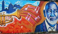 Mapping 18 Street Murals in Northeast, Washington, D.C. - Curbed Maps - Curbed DC