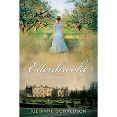 Edenbrooke by Julianne Donaldson. I loved it!!! Great young adult book, or for book club!