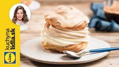 Karamelové veterníky ✨ | Veronika Bušová | Kuchyňa Lidla - YouTube Lidl, Catering, Food And Drink, Ice Cream, Bread, Cookies, Breakfast, Sweet, Youtube