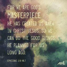 Ephesians 2:10 #JesusCalling #October29