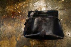 316labco:  destroyed glove leather bag