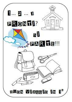 accoglienza classe prima Back To School, Teaching, Kids, L2, Mamma, Gallery, Classroom Ideas, Alphabet, Party