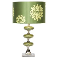 Add prep-perfect appeal to your decor with this stylish table lamp.      Product: Set of 2 table lamps    Construction Mat...